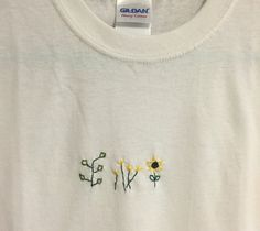 Plant Stiched TShirt