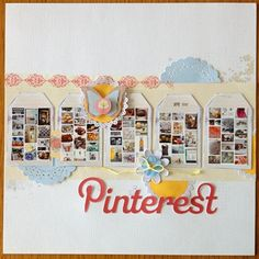 Pinterest - Club CK - The Online Community and Scrapbook Club from Creating Keepsakes