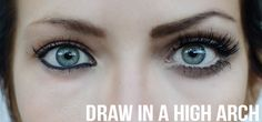 19+ Ways To Get Your Most Gorgeous Eyes Ever! | How Does She
