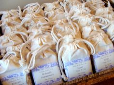 Wedding Soap Favors 75 Full Sized Bars  by ABreathOfFrenchAir, $295.00