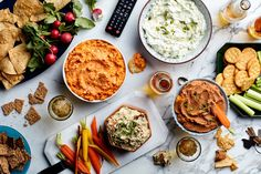 Our 10 Absolute Best-Ever Dips for Your Super Bowl Party