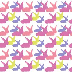 Free digital happy bunny scrapbooking papers - ausdruckbares Geschenkpapier - freebie | MeinLilaPark – digital freebies