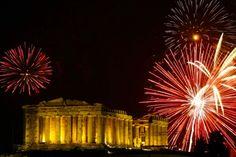 Самостоятельный тур в Афины (Греция) на Новый год 2016 с вылетом из Киева 29 декабря '15 (вт) на 5 дней (4 ночи) до 02 января '16 (сб). Проезд и проживание в стоимости!