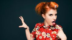 Hayley Williams Paramore Wallpaper