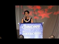 Tulsi Gabbard Jaycee Award Speech, Iowa - June 30, 2012 June 30, Iowa, Awards