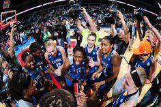 Minnesota Lynx Win WNBA Title ~ 2013