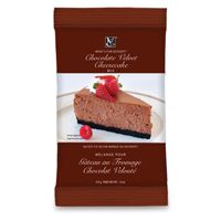 What's for Dessert? Make a rich, creamy chocolate cheesecake that will dazzle your family and friends. Cheesecake Mix, Chocolate Cheesecake, Chocolate Desserts, Cheesecake Recipes, Sans Gluten, Gluten Free, Epicure Recipes, Favorite Recipes, Friends