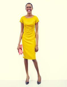 Walbrook Wool Dress - what a classic!!