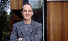 Kevin McCloud - nothing is more sexy and impressive than an eloquent, passionate and skilled man.
