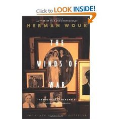 The Winds of War: Amazon.co.uk: Herman Wouk: Books