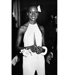 Naomi Sims 4 of 16Credited as the first African-American supermodel, Sims made fashion history when she became the first black woman to land the cover of Ladies' Home Journal in 1968. She later launched The Naomi Sims Collection, which started as a hugely popular line of affordable wigs for black women, and grew to include fragrance, cosmetics and multiple books on beauty and modeling.