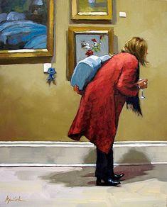 Karin Jurick ~ 'Blue ribbon'