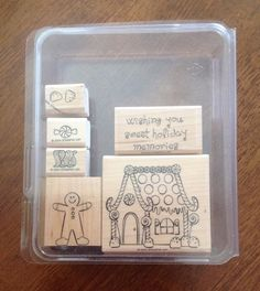 stampin up sweet holidays 2004 - Google Search