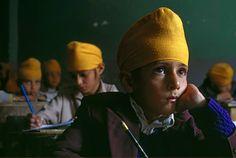 Kabul, Afghanistan, 2002 Steve McCurry