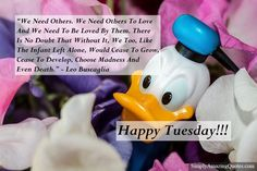 Happy Tuesday #TuesdayPost #TuesdayQuote #TuesdayText #Tuesday #InspirationalQuotes #MotivationalQuotes #LovelyQuotes #QuoteOfTheDay #ThoughtOfTheDay #QuotePics #Quotes #Quote #Saying #TuesdayThoughts  https://goo.gl/ZGWKyQ