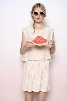 top Lodeve rose 100% soie - chemise Femme - Des Petits Hauts