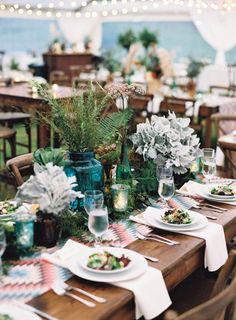 RUSTIC WEDDING ideas para bodas, On top, weddings - Macarena Gea