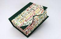 Caminando entre Papeles: Tutorial fotográfico para hacer una caja artesanal