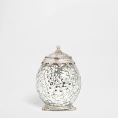 MERCURISED GLASS JAR - Decoration Accessories - Decoration | Zara Home Hong Kong
