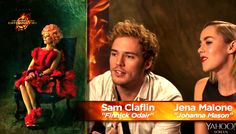 VIDEO: The cast caption the Capitol Portraits