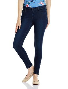 56f73bc5 Levi's Women's 710 Skinny Jeans (21357-0014_Blue_28W x 27L): Amazon.in:  Clothing & Accessories