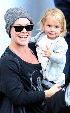 P!nk's daughter, Willow Hart is actually so cute.