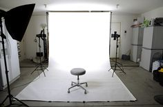 How to Set up Indoor Photography Lights