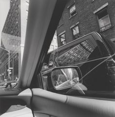 Lee Friedlander, New York City, 2002, America by Car