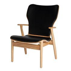 Domus lounge chair by Ilmari Tapiovaara in 1946.