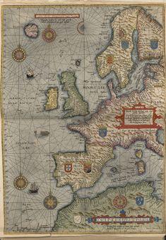 Europa occidental, 1588