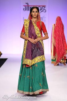 Gaurang at LFW S/R 2014