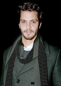 """"""" Luke Grimes attends the Dior Homme Menswear Fall/Winter Show as part of Paris Fashion Week on January 2015 in Paris, France. Luke Grimes, Fifty Shades Trilogy, Fifty Shades Of Grey, Menswear, Style, Fashion, Beautiful People, Nice Asses, Swag"""