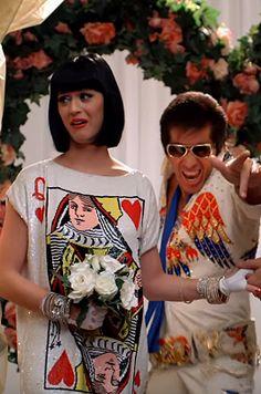 Roland August as Elvis Presley, Las Vegas (Kary Perry's music video: Waking up in Vegas)