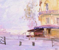 """Cafe """"Bastiliya"""" - Peter Bezrukov -"""