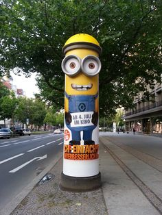 this is awesome! I bet its in Berlin since I never saw them in other cities.