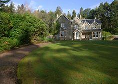 Eilean Shona House