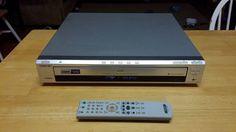Sony DVP-NC85H 5 Disc CD/DVD Changer High Def HD HDMI Upscaling 1080i   #Sony