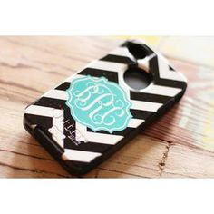 Monogram/Personalized Otterbox Covers for iphone!