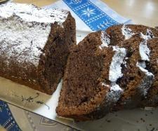 Rezept Variation von Nußkuchen - mit Schokolade, Haselnussfrei wegen Allergie von Gast - Rezept der Kategorie Backen süß