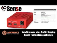 pfSense sg-1000 March 2017 Review: Traffic Shaping added and our Speed Testing Process w/ iperf3 - YouTube