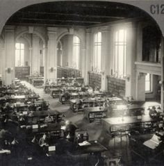 Toronto Public Library Central Library (College St. and St. George), 1923. ....Source: Toronto Reference Library, Baldwin Room, 979-2-2...... 2013 History Matters lecture series line-up announced