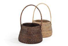 Coastal Blueberry Basket, Natural on OneKingsLane.com
