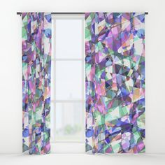 Buy Lazer Diamond Window Curtains by Bitart https://society6.com/bitart ! Modern luxury stylish diamond design. A high quality product with gorgeous iridescent print. #society6 #bedding #scandinavian #scandinavianhome #scandi #scandinave #nordic #simplicity  #nordichome #uohome #abstractexpressionism #springtime #buyart #bitart #ombre #boheme #bohemianhome #bohemiandecor #bedroom #cushion #luxuryitems #luxurybedding #newluxury #colorful #stripes #curtains #livingroom