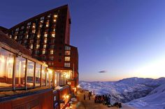 The Mountain Collective is going on sale for the 2019 and 2020 ski season and Valle Nevado in Chile is the first South American partner added to the deal. Ski Season, Travel Tours, Travel Plan, Travel Ideas, Going On Holiday, Holiday Destinations, Hot Springs, Hotels And Resorts, Skiing