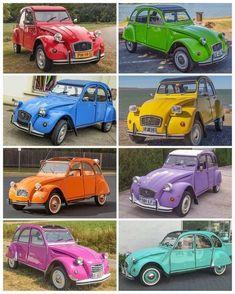 Cute cars trucks 21 ideas for 2019 Auto Retro, Retro Cars, Vintage Cars, Best Suv Cars, Project Cars For Sale, Antique Cars For Sale, Best Cars For Women, Psa Peugeot Citroen, 2cv6