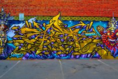 GOSER, Street Art, Graffiti, Oakland, Street Art