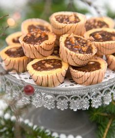 Smörkakor03a Bagan, No Bake Desserts, Dessert Recipes, Swedish Cookies, Swedish Recipes, Love Cake, Yummy Cookies, Christmas Baking, No Bake Cake