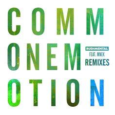 Common Emotion (feat. MNEK) - The Golden Pony Remix by Rudimental MNEK The Golden Pony
