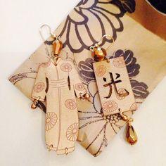 lebole orecchini kimono - Cerca con Google