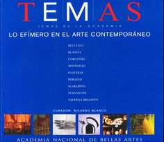 Bellucci, Blanco, Corcuera, Moyinedo, Oliveras, Perazzo, Scarabino, Svanascini, Taverna Irigoyen. ANBA, 2009.